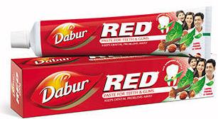 Dabur Toothpaste Red