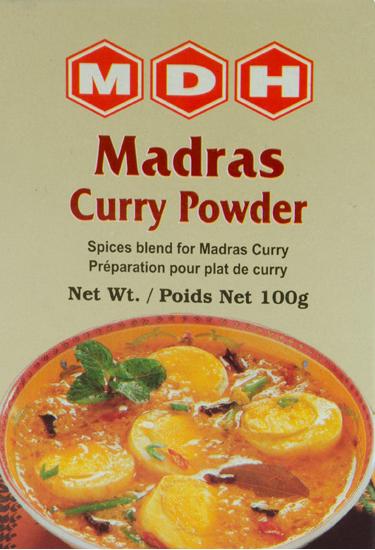 MDH MADRAS CURRY POWDER