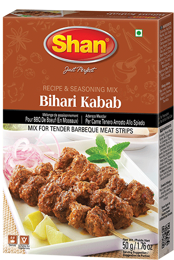 SHAN BIHARI KABAB BBQ MIX