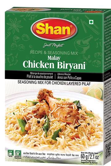 SHAN Malay Chicken Biryani Mix