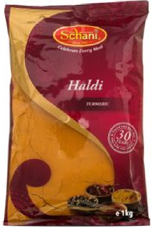 SHANI Haldi Turmeric Powder