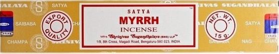 Smilkalai Satya Myrrh