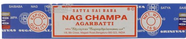 Smilkalai Satya Sai Baba Nag Champa 1