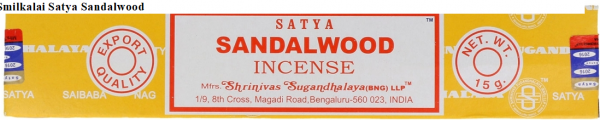 Smilkalai Satya Sandalwood